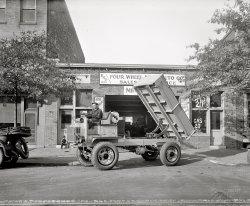 Four Wheel Drive: 1927