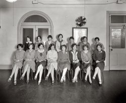 Smooth Operators: 1928