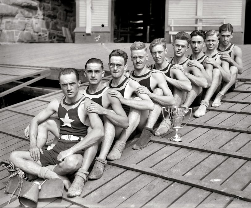 Jocks in Socks: 1919