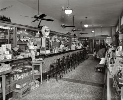 Dixie Soda Fountain Co.: 1928