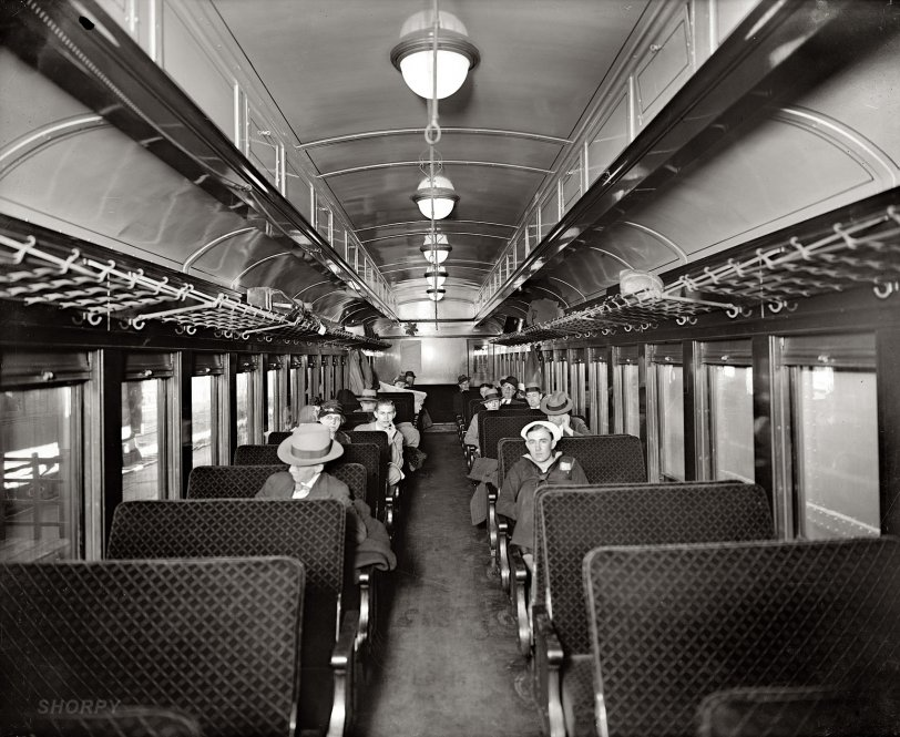 Strangers on a Train: 1928