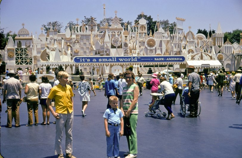 The Happiest Place on Earth: c. 1968
