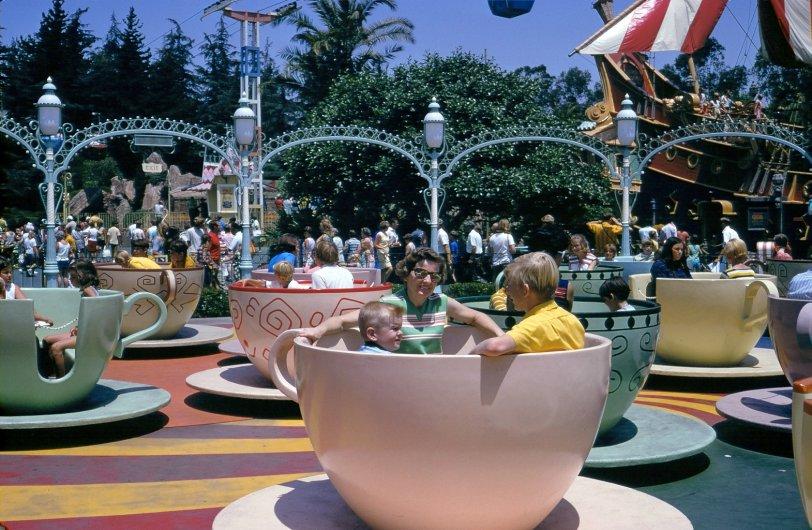 Disney Vertigo: 1967