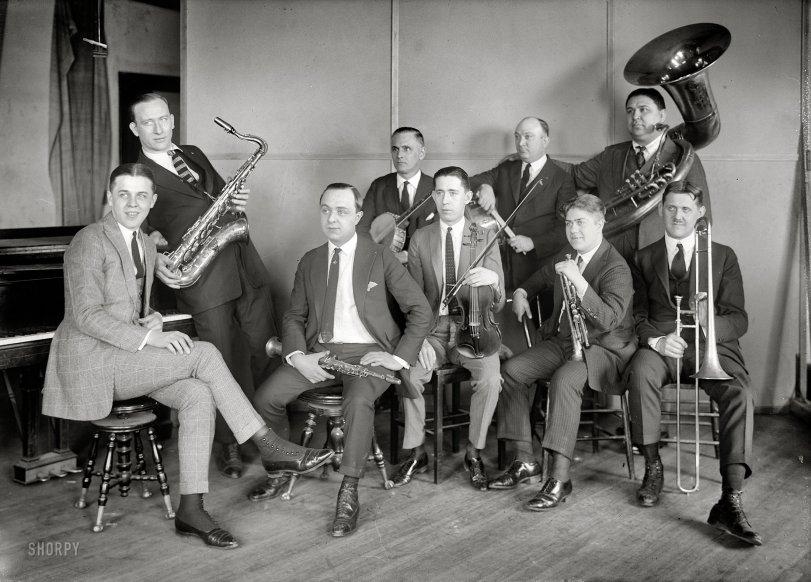 Isham Jones Orchestra: 1922