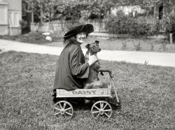 Riding Daisy: 1925
