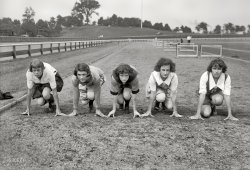 On Your Marks: 1922