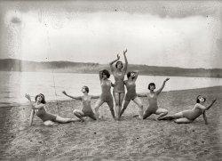 Modern Dance: 1920