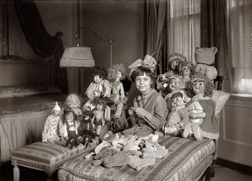 American Girl: 1920