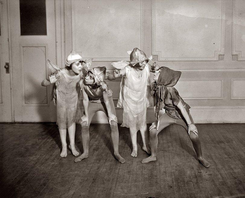 Faerie Dance: 1920