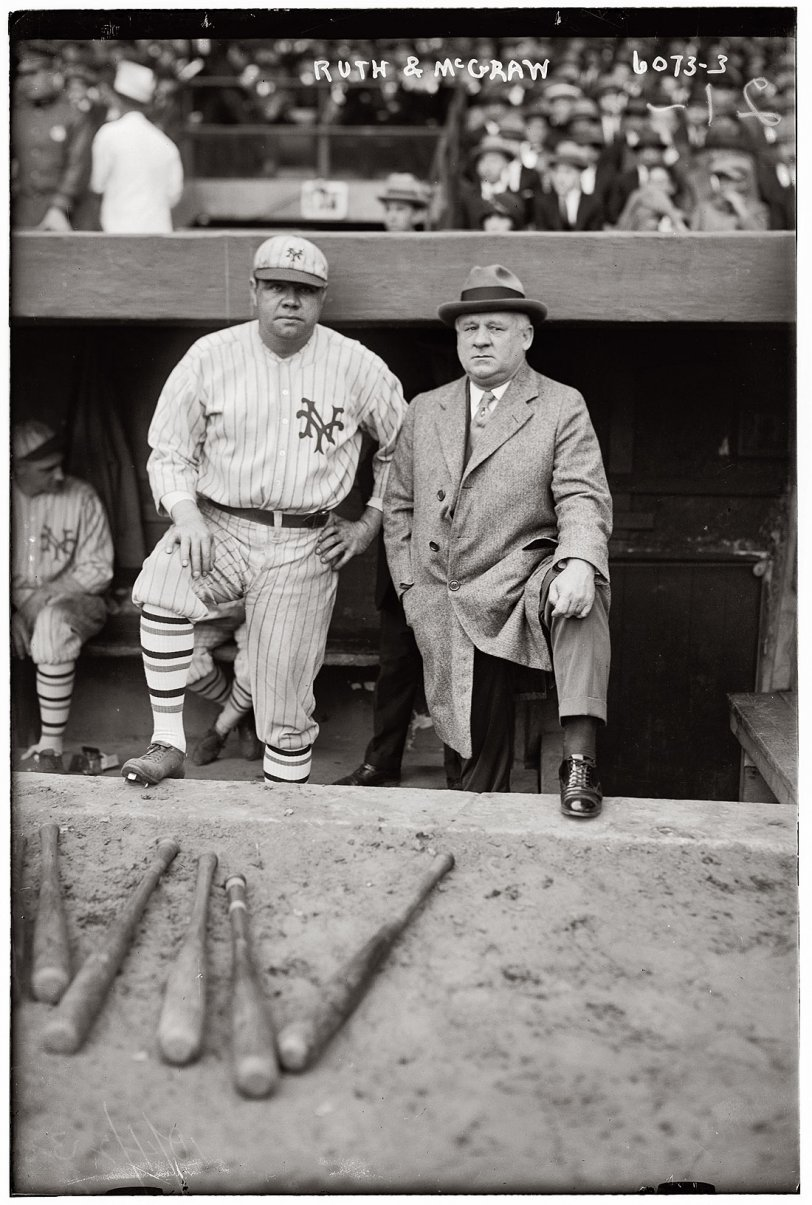 The Babe: 1923