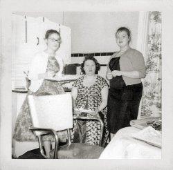 Baking: 1958