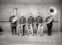 Police Brass: 1915