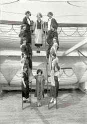 The Dancing Dozen: 1925