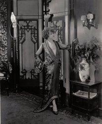 Anna Q. Nilsson, Silent Film Star