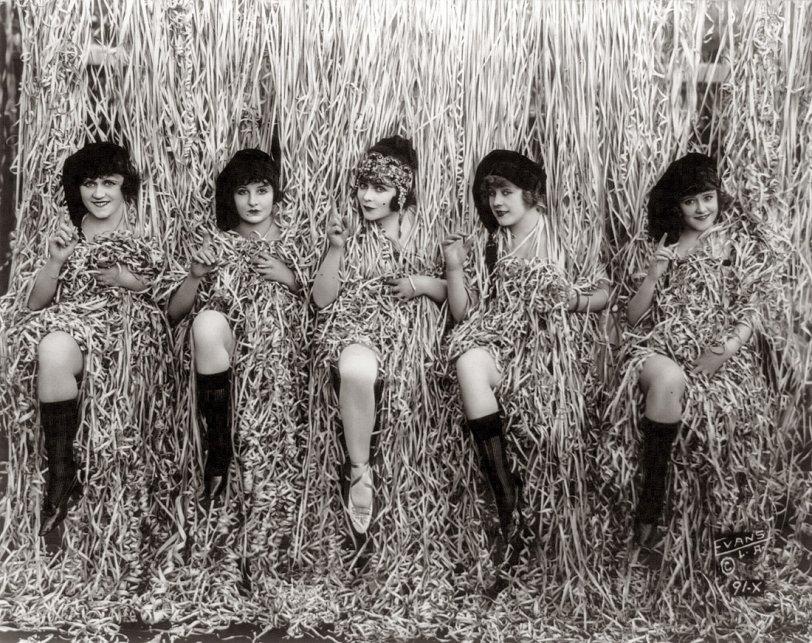 Confetti: 1918