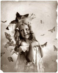 Butterfly Kisses: 1901