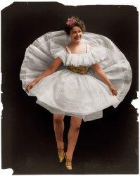 Circular Skirt (colorized)