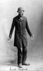 David Warfield: c. 1897