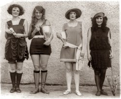 Beauty Prize Winners: 1922