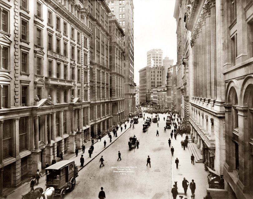 Broad Street: 1911