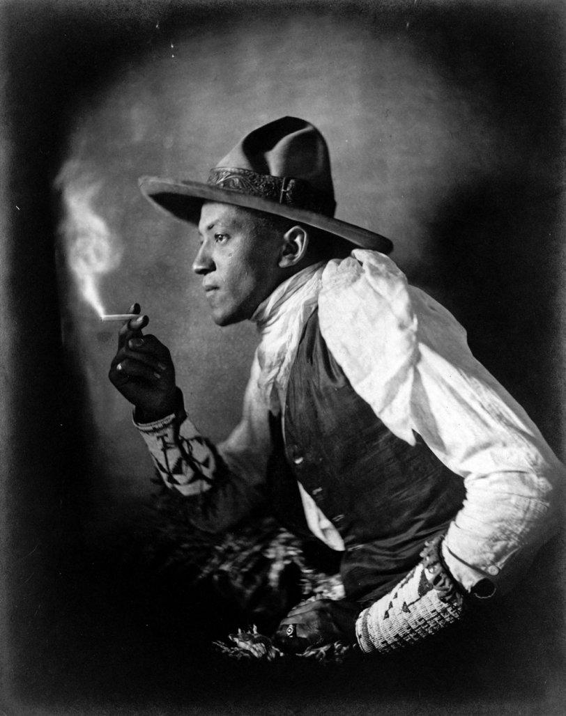 The Cigarette: c. 1908