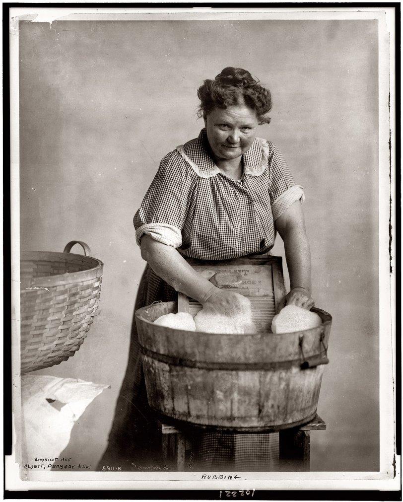 Rubbing: 1905