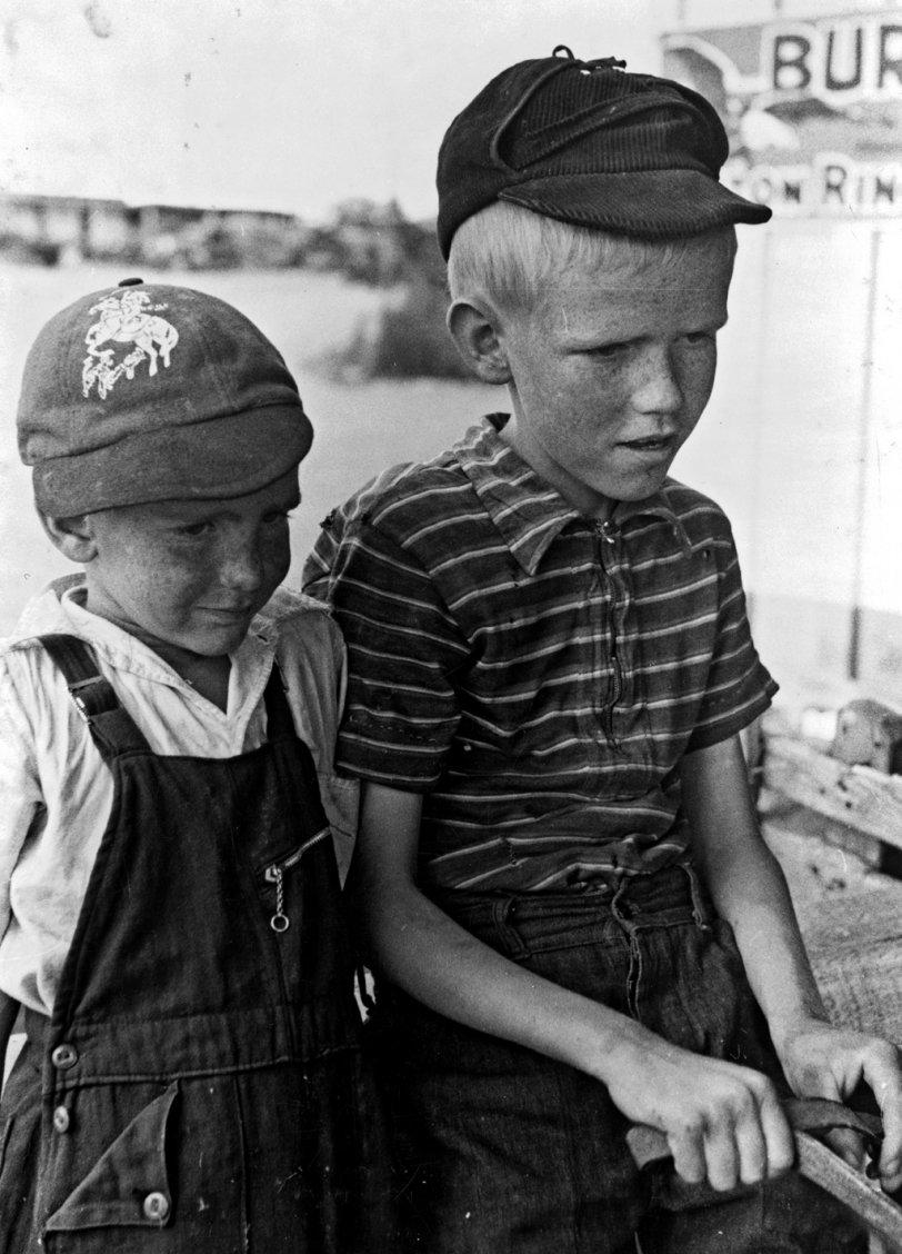 Leatherman Jr.: 1940
