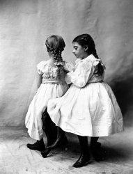 Young Models: c. 1900