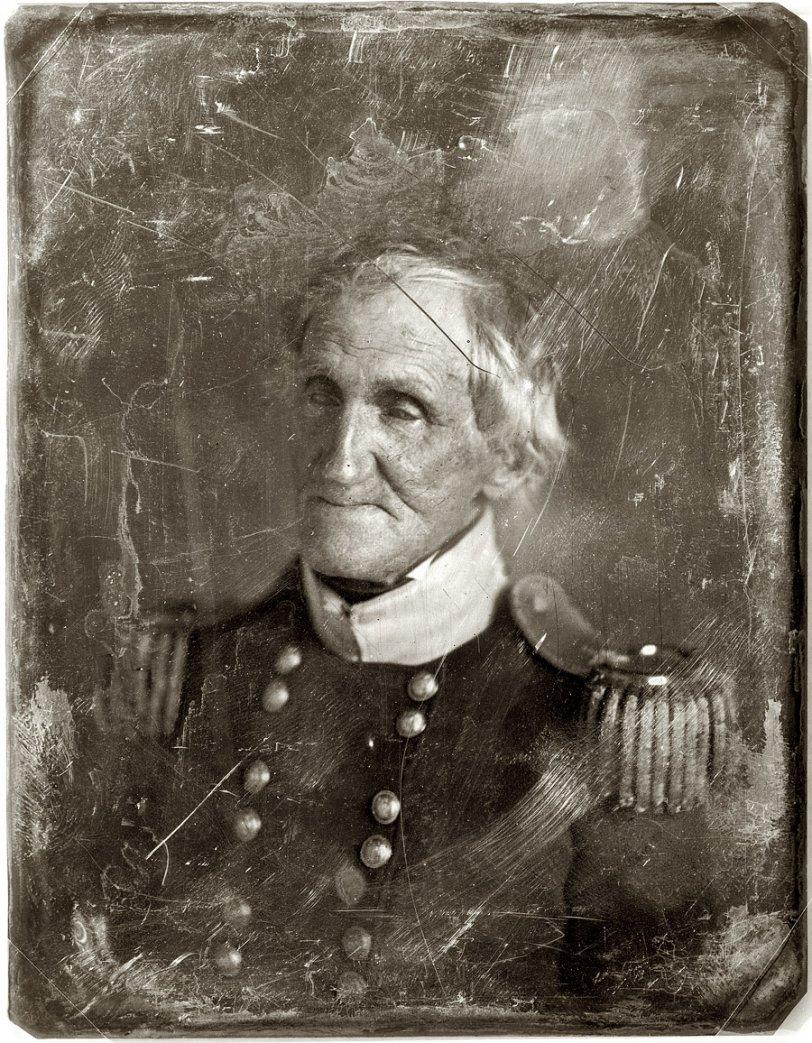 Hugh Brady: 1840s