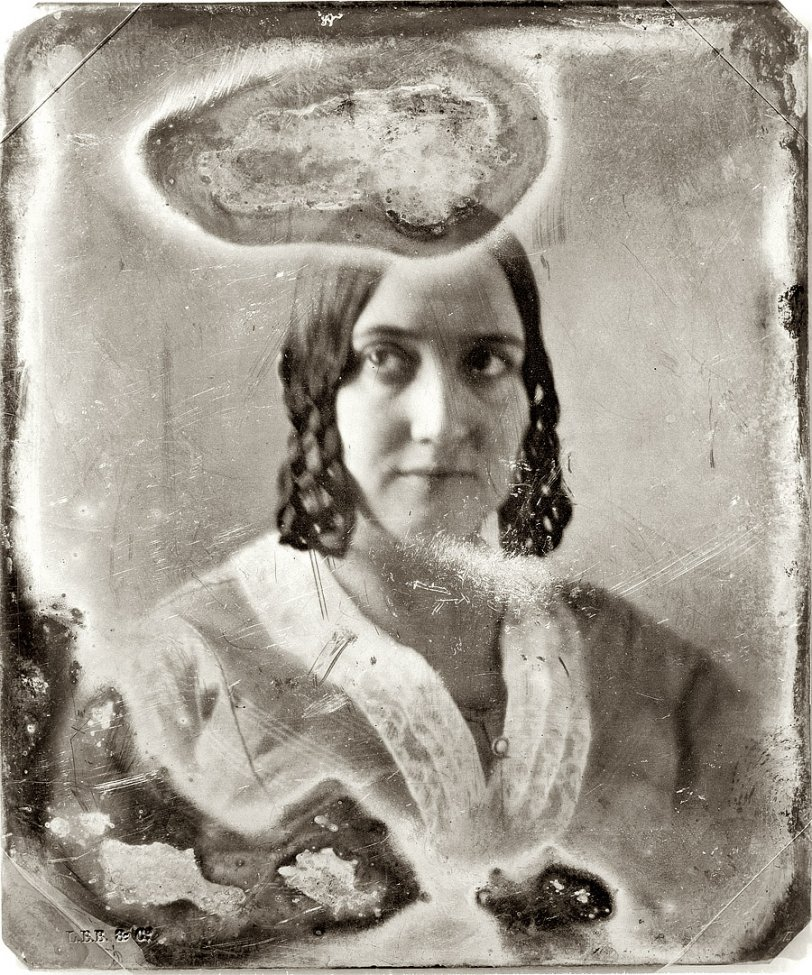 American Girl: 1850