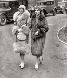 Mayer Sisters: 1927