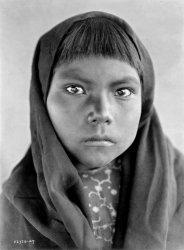 Qahatika Child: c. 1907