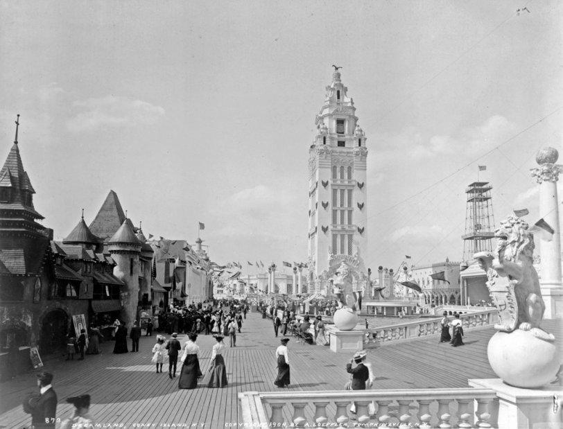 Coney Island: c. 1904