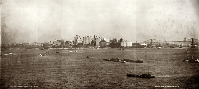 New York City: 1901