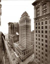 Madison Avenue: 1916