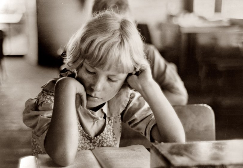 School Days: 1938