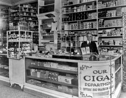 Our Cigar Department
