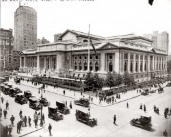 New York Public Library: 1915