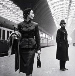 Victoria Station: 1951