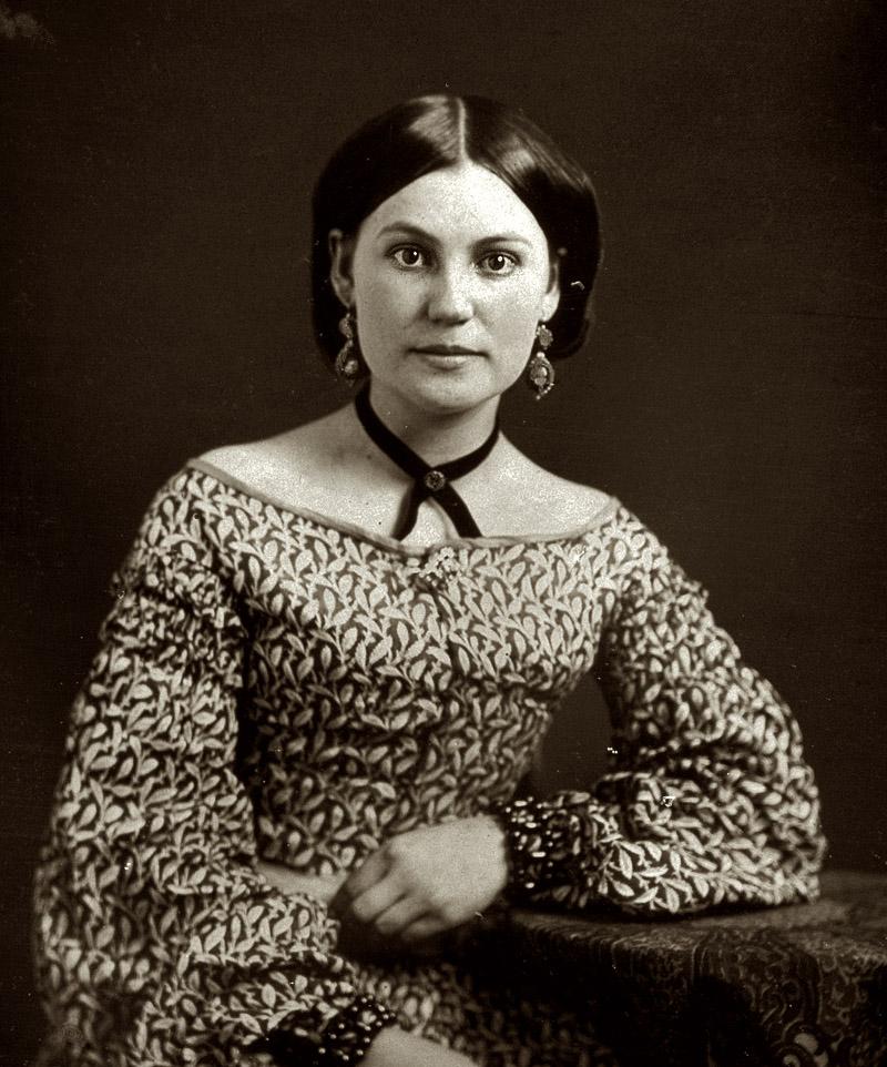 Miss Ohio: 1850