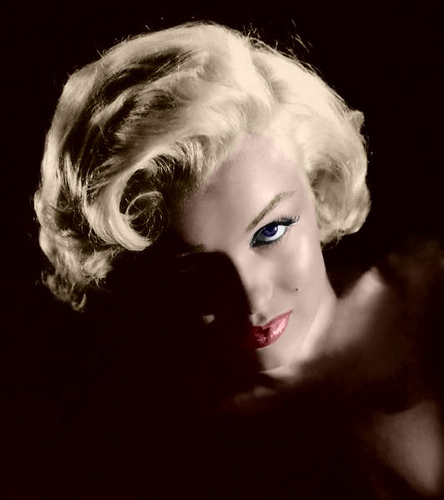 Marilyn Monroe (Colorized)