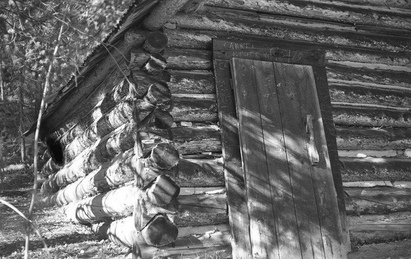 Little Hanna Gold Mine: 1974