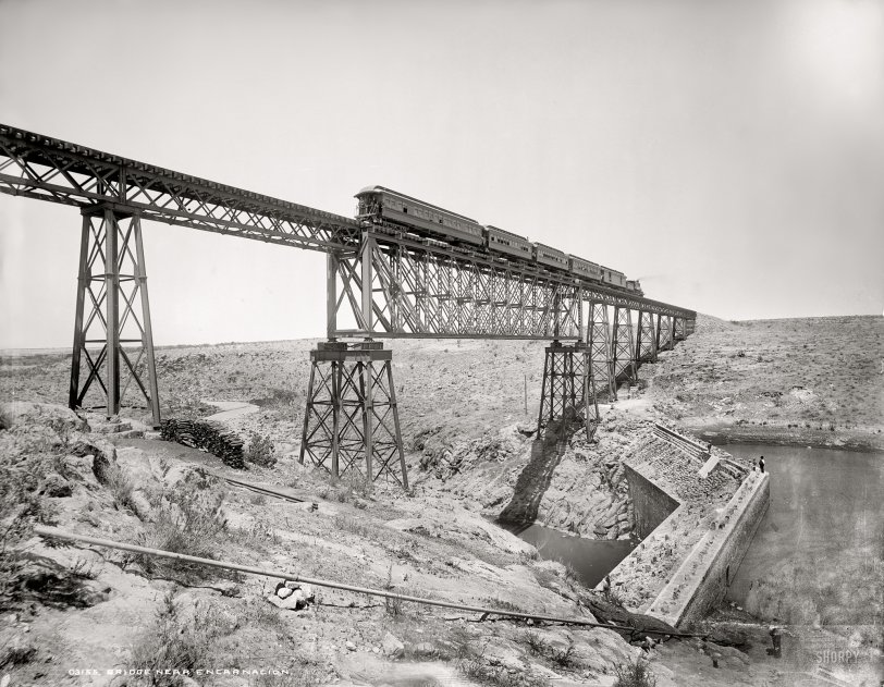 Mexican Central Railway: 1891