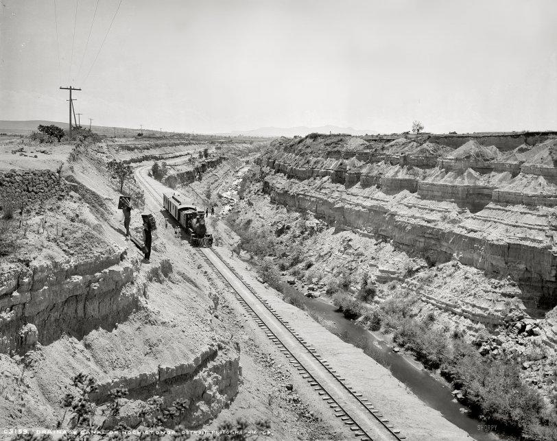 Mammoth Plates: 1891