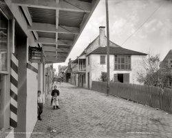 St. George Street: 1894