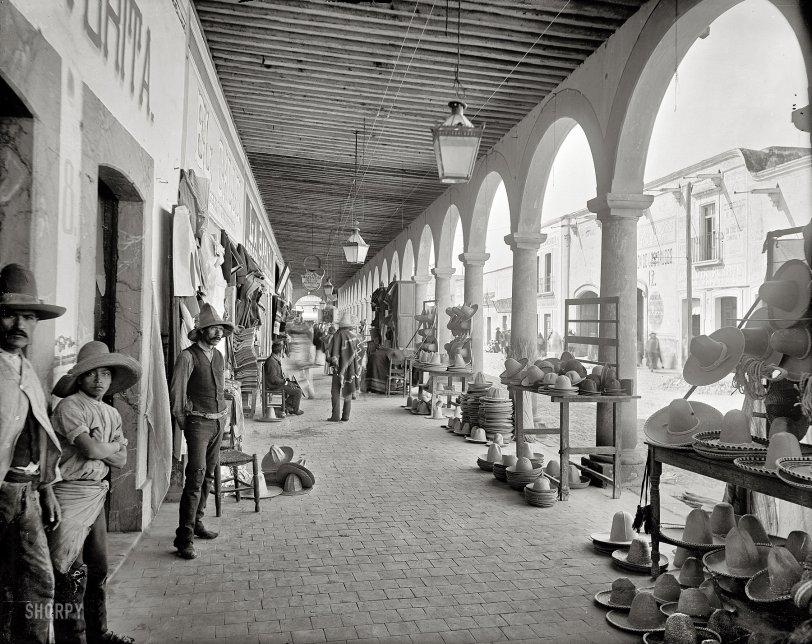 Mercado de San Marcos: 1890s