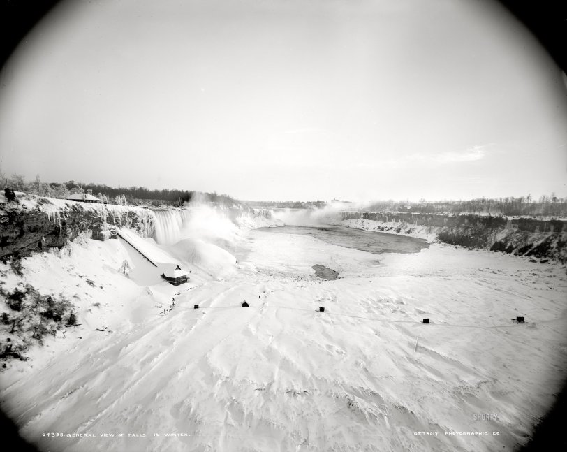 Arctic Circle: 1900