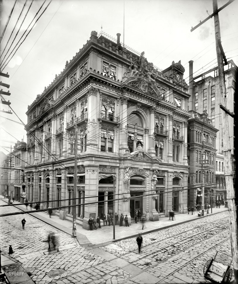 Cotton Club: 1900