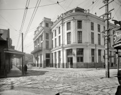 French Opera House: 1900