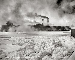 Fire and Ice: 1900